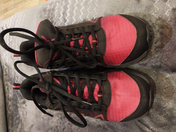 Buty do biegania zimowe r. 37