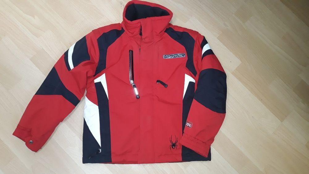 Wysyłka gratis Kurtka narciarska Spyder rozm.128 Kamionki - image 1