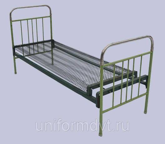 Продам кровать односпальную  советскую