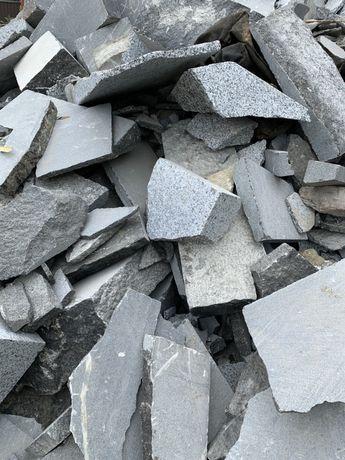 Бутовый камень БУТ на столбики доставка по Святошинск-Макаровск р-н