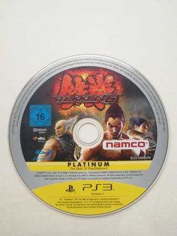 Tekken 6 Platinum ps3