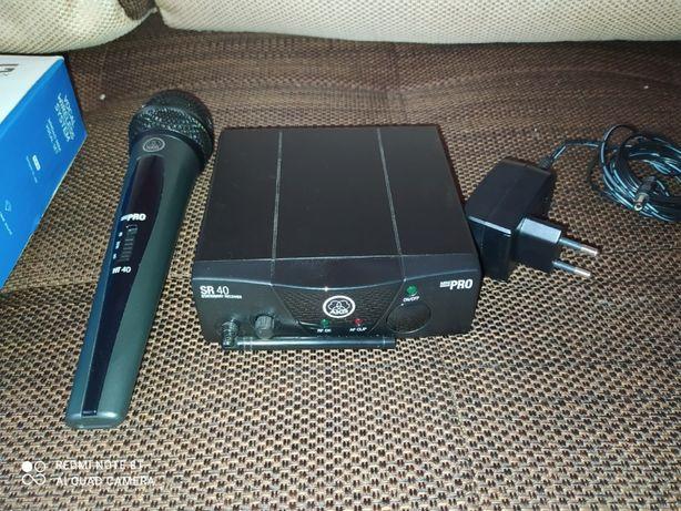 Mikrofon bezprzewodowy AKG WMS40 Mini PRO. Bardzo dobry stan.