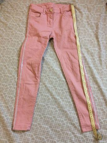 Продам джинсы девочка Tu 128 см 8 лет