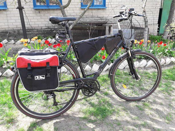 Электро набор велосипед 28кол. 22рама-алюм. мотор350W. акк-р 36V14.2Ah