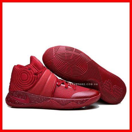 """Кроссовки Nike Kyrie 2 """"Red Velvet"""". Баскетбольные кроссовки Кайри 2."""