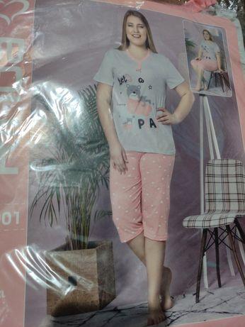 Nowa piżama damska rozmiar XL z