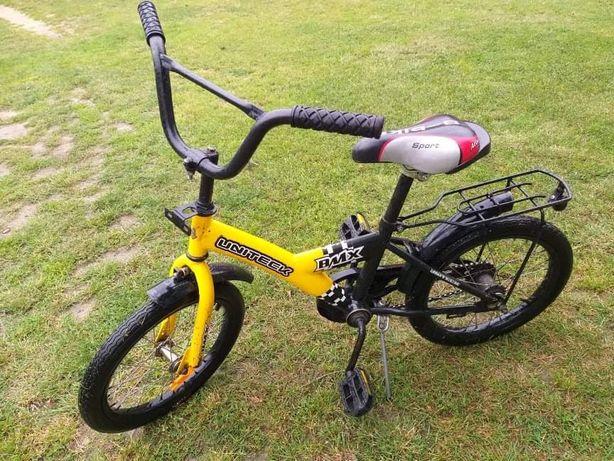 Rower 16 cali dla chłopca