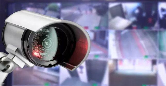 Установка видеонаблюдения в Днепре. Сигнализация, домофоны, доступ.