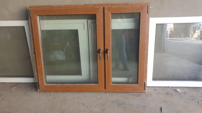 Okno PCV z demontażu