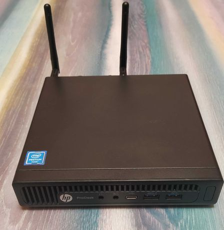 Міні комп HP ProDesk 600 G2 mini i5-6500t/16Gb-DDR4/500Gb/WIFI/БЖ