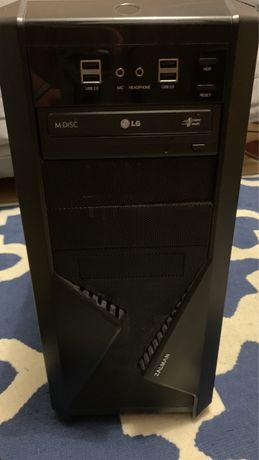 Komputer do gier i5 3.3GHz chłodzenie SPC Spartan3 Pro 8GB ram hdd+ssd