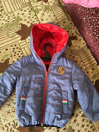 Курточка 92см