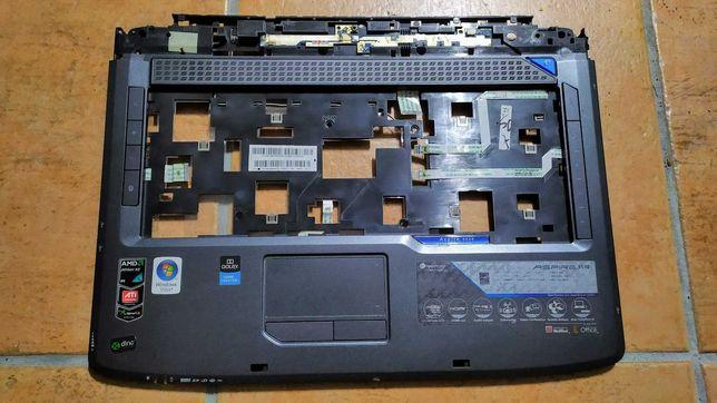 Tampa superior do teclado Acer 5530