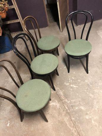 Krzesło Radomsko A 18 PRL