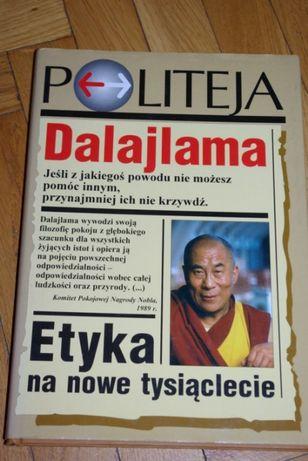 Książka Dalajlama Etyka na nowe tysiąclecie wyd 2000