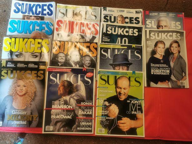 Sukces Magazyn ( dodatek Rzeczpospolita)
