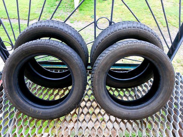 Opony 15'' 175/60 zimowe Continental