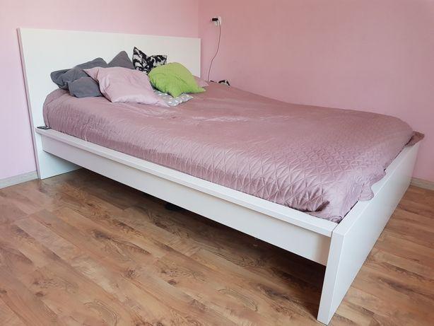 Łóżko + Materac STAN IDEALNY