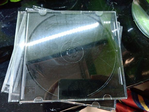 Opakowania na płyty CD