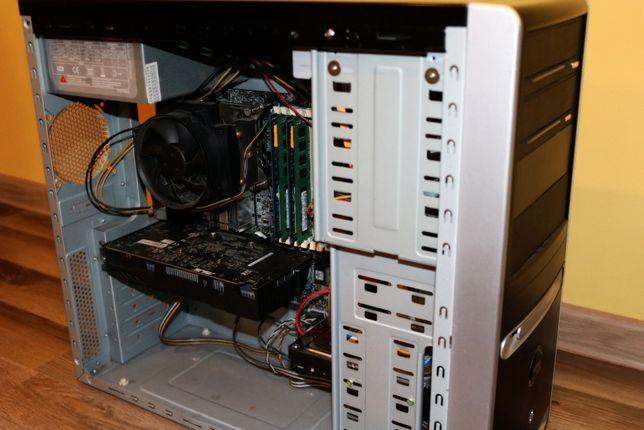 Komputer (PC) I7, GTX 1050TI, 8GB RAM, Windows 10!