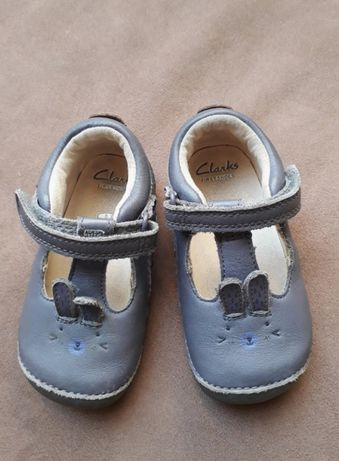 Sandałki Clarks rozmiar 21