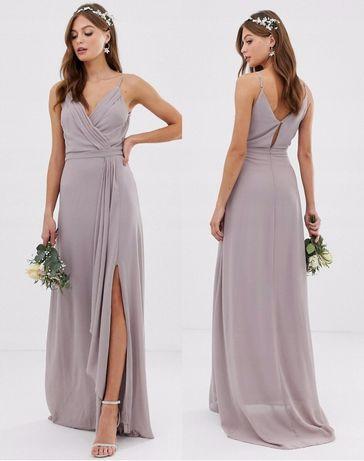 Sukienka do ziemi M