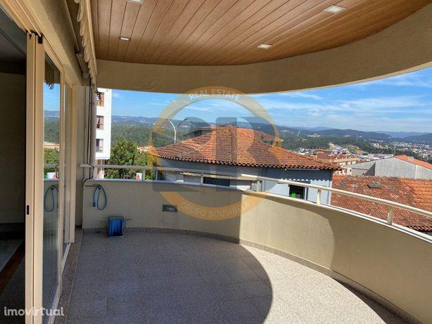 Apartamento espetacular terraço São João da Madeira