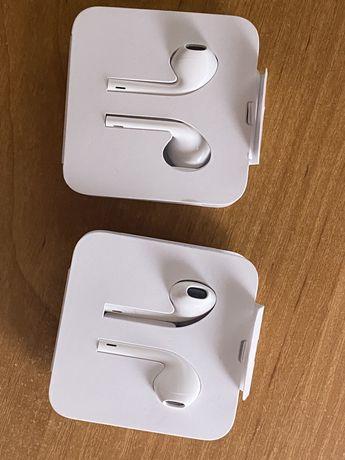 Apple earpods, ear pods. Słuchawki do iphone.