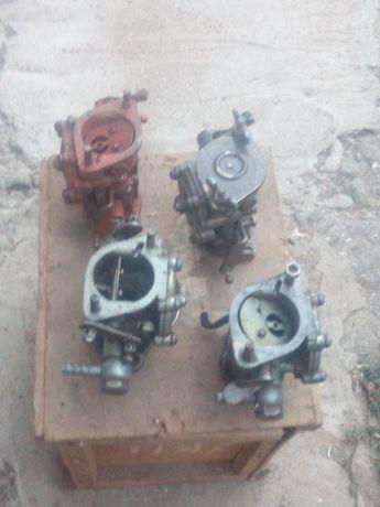 Карбюратори на пусковой двигатель мтз т-40