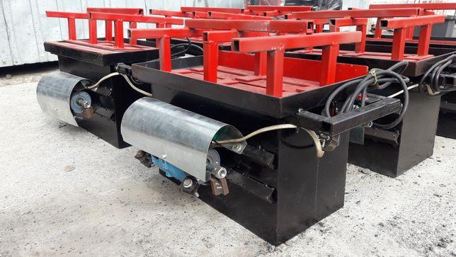 Шлакоблочный станок для производства блоков. 3  вида шлакоблока.
