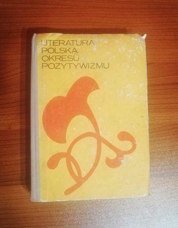 Literatura polska okresu pozytywizmu