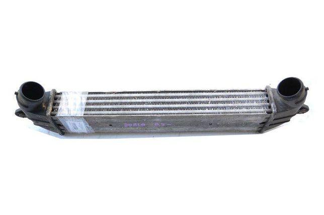 Радиатор интеркуллера, вентилятор, патрубок FIAT DOBLO / Фиат Добло