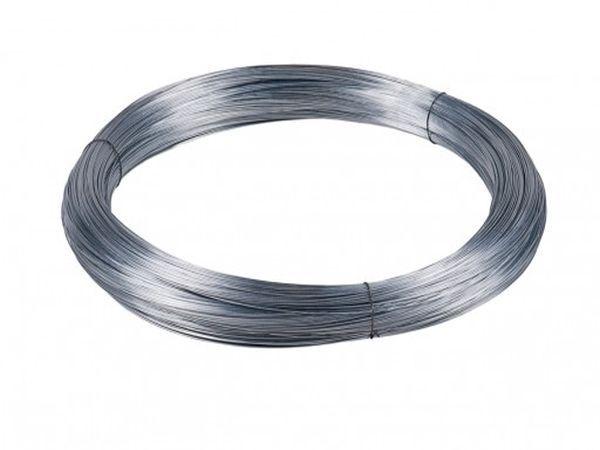 Drut stalowy ocynkowany Ø 1,6 mm - 30 m