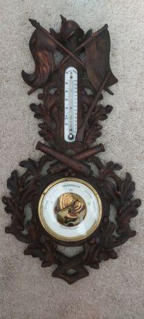 Barometr z termometrem