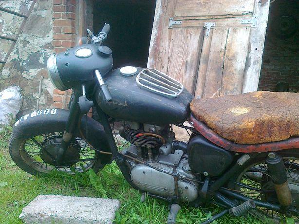 Skup starych zabytkowych motocykli JUNAK SHL WSK WFM OSA MZ KOMAR inne