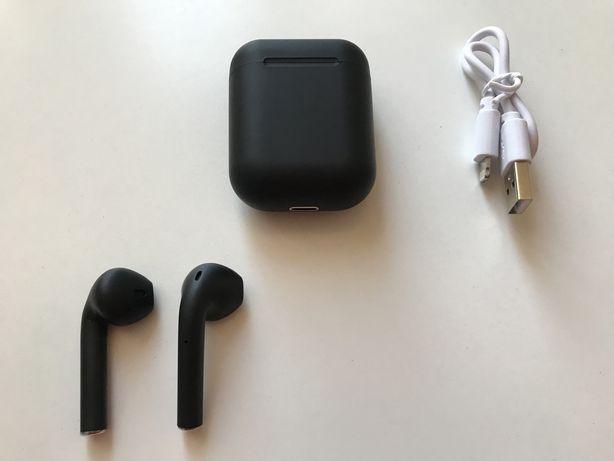 Беспроводные сенсорные наушники TWS i12 Pods Bluetooth