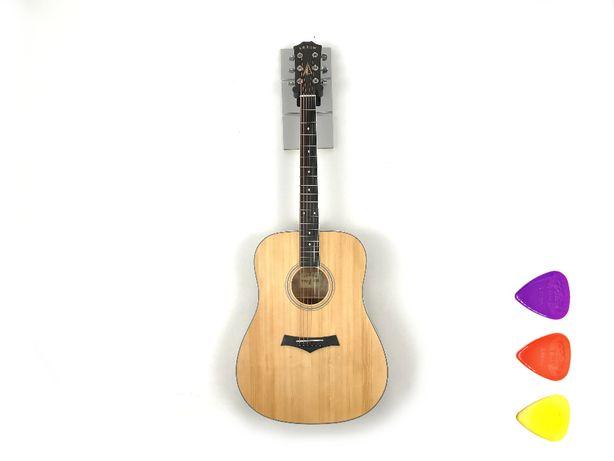ARROW Silver NT nowa gitara akustyczna + kostki Alice BRATPOL TORUŃ