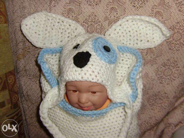Костюм для фотосессии для новорожденного
