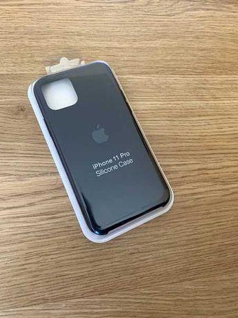 Apple etui case iphone 11 pro czarny