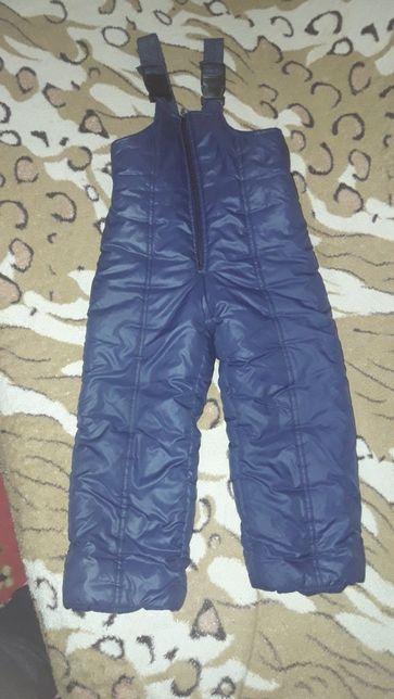 Теплые штаны (на синтепоне)