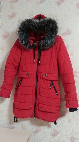 Куртка зимова 42 розмір