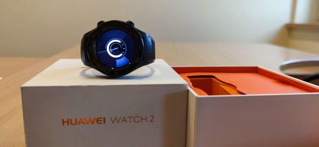 Smartwatch Huawei Watch 2 . NFC , bluetooth , Wi-Fi