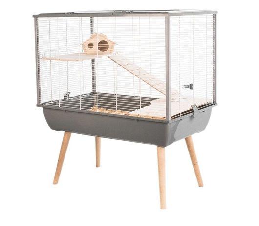 Klatka Zolux Neo Slita dla myszy, chomika, gryzonia