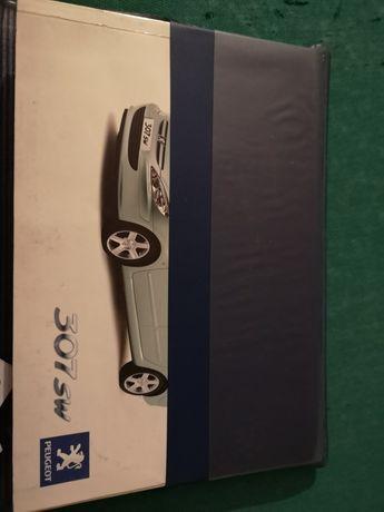 Instrukcja do Peugeot 307 SW.