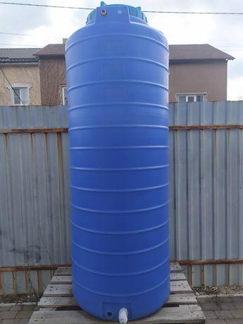 Емкость, бак, бочка для питьевой воды на 1000л