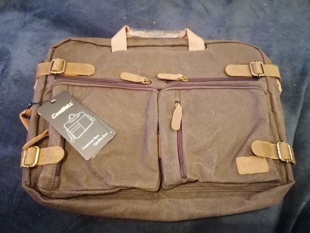 """CoolBell - Torba/Plecak na laptop 17"""""""