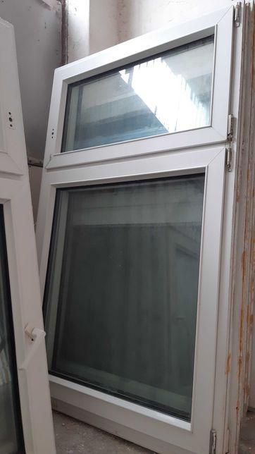 Okno pcv -sz108x180wys- kamienica