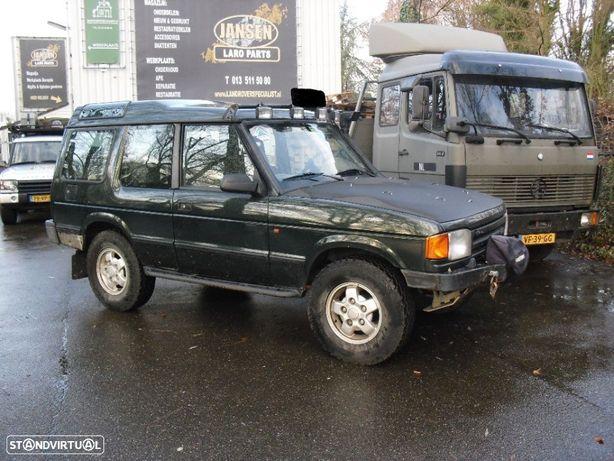 Land Rover Discovery 300 tdi para Peças Usadas