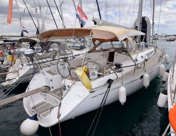 Jacht żaglowy Jeanneau Sun Odyssey 52.2 Vintage, 2004r.