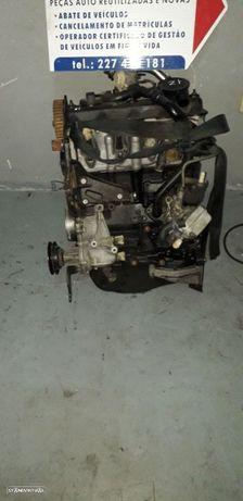 Motor Audi 80 1.9 TDI